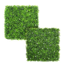 Artificial Boxwood Hedge A036