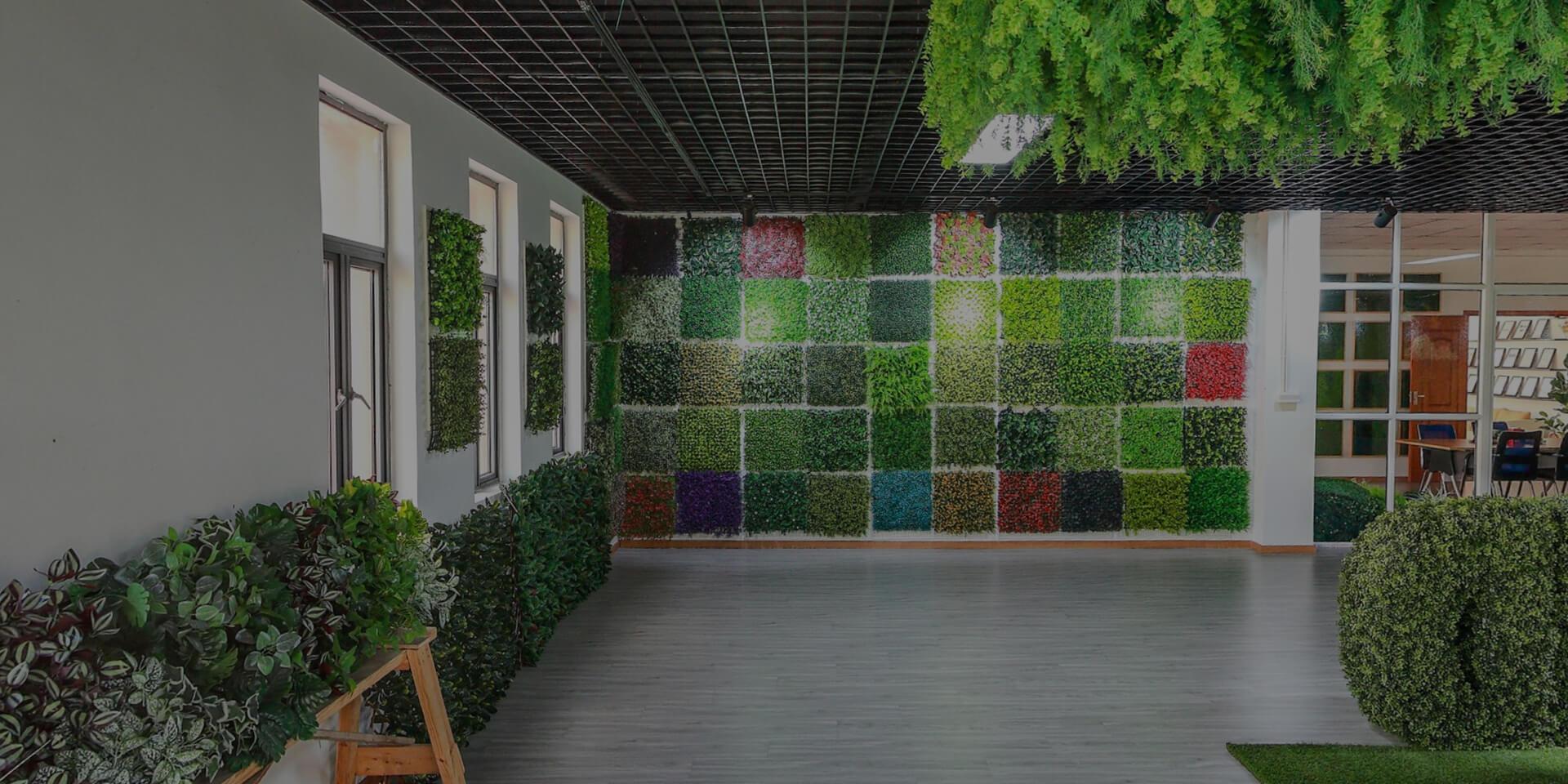 artificial plant supplier