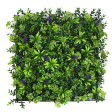 Artificial Hedge Panel Mixed Plants A142