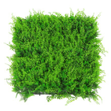 Artificial Hedge Wall Covering A038