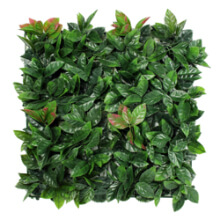 Artificial Leaves Hedge A002