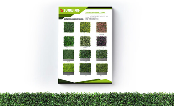 Artificial Booxwood Hedge
