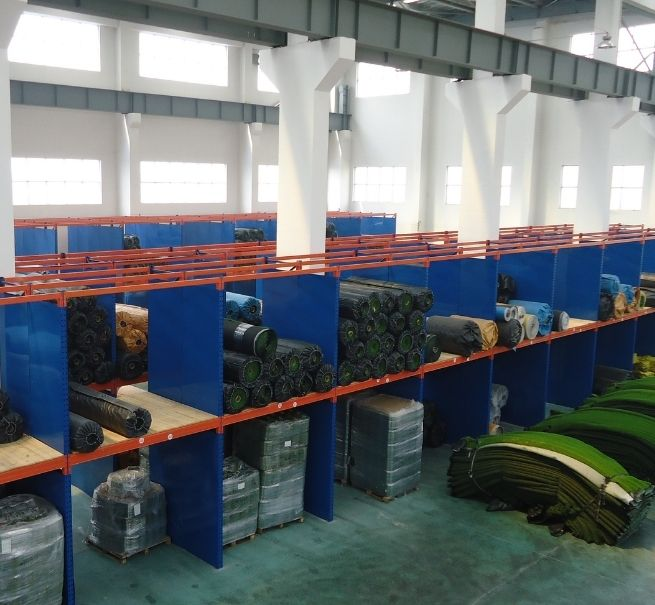 artificial grass manufacturing