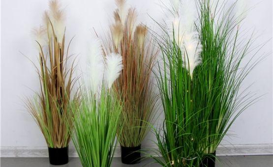 Artificial Pampas Grass Bulk