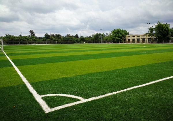 faux football grass
