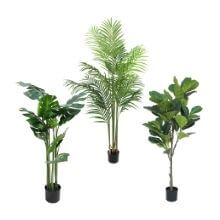 artificial potted plants uk