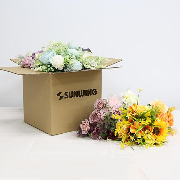 Import Artificial Wedding Bouquet From Sunwing