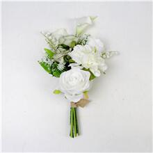 Plastic Flower Bouquet FS-12
