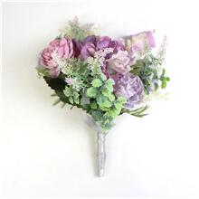 Silk Flowers Bouquet FS-03