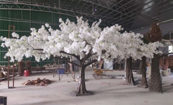 artificial trees factory