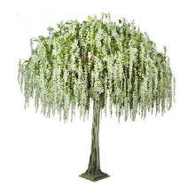 artificial wisteria tree