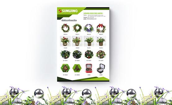Sunwing Christmas Products Wholesale Catalog