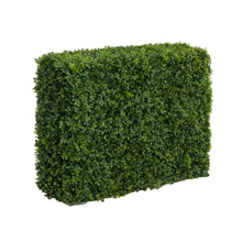 Artificial Boxwood Rectangular Hedge