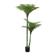 Artificial Livistona Chinensis Plants