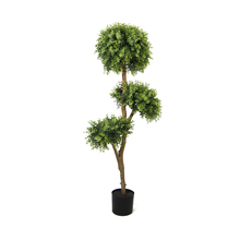 Boxwood Topiary Tree Outdoor Indoor Decoration