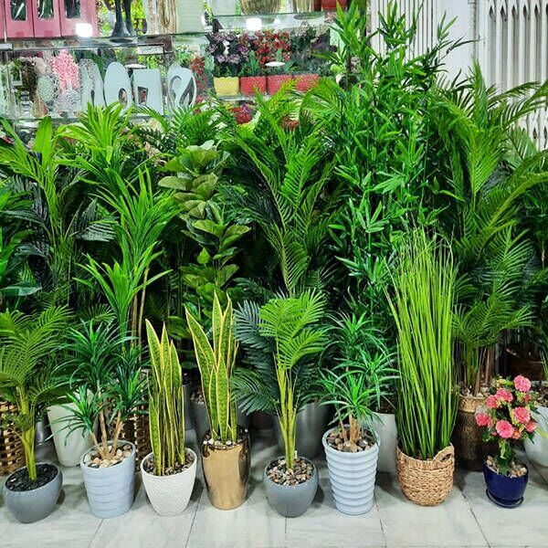 faux plants supplier in China