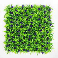 Artificial Hedge Fence Screen A078
