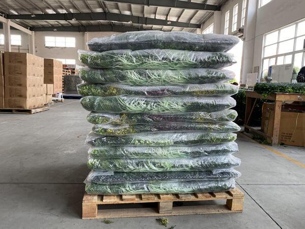 artificial green wall suppliers